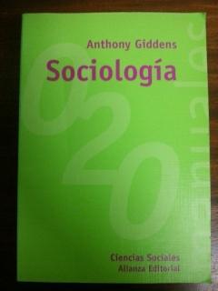 SOCIOLOGIA: Anthony Giddens