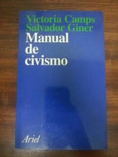 MANUAL DE CIVISMO: Victoria Camps - Salvador Giner