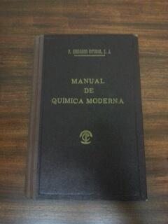 MANUAL DE QUIMICA MODERNA