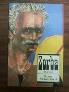 ZORBA EL GRIEGO: Nikos Kazantzakis