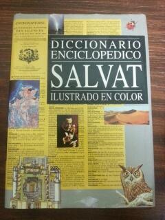 DICCIONARIO ENCICLOPEDICO SALVAT - ILUSTRADO EN COLOR: VV. AA.