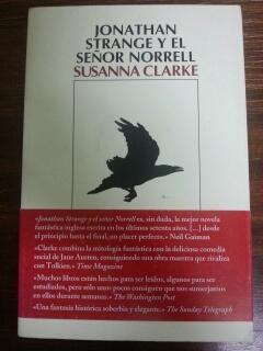 JONATHAN STRANGE Y EL SEÑOR NORRELL: Susanna Clarke