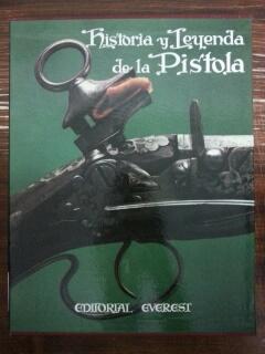 HISTORIA Y LEYENDA DE LA PISTOLA: Jose Miguel Echevarria
