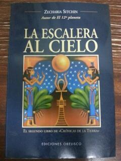 LA ESCALERA AL CIELO: Zecharia Sitchin