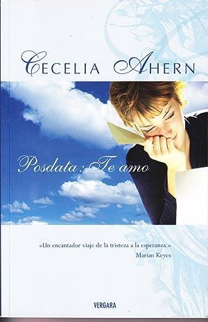 POSDATA: TE AMO: Cecilia Ahern