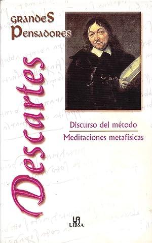 DISCURSO DEL METODO - MEDITACIONES METAFISICAS: Rene Descartes