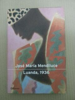 LUANDA, 1936: Jose Maria Mendiluce