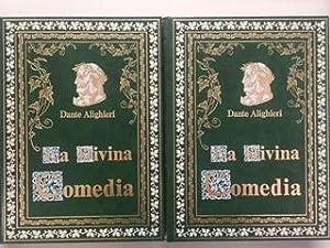 LA DIVINA COMEDIA - 2 TOMOS: Dante Alighieri