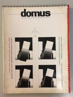 DOMUS - MONTHLY REVIEW OF ARCHITECTURE INTERIORS DESIGN ART Nº 705