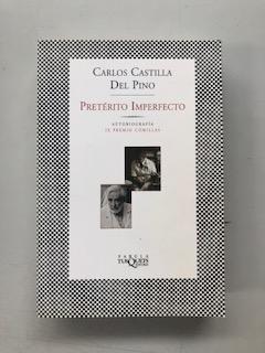 PRETERITO IMPERFECTO - AUTOBIOGRAFIA: Carlos Castilla del