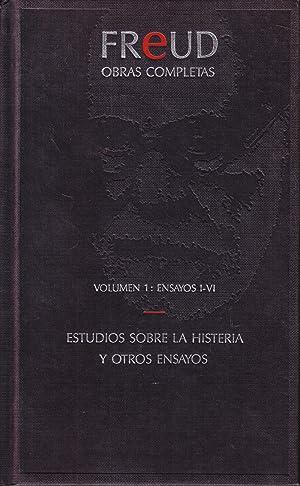 OBRAS COMPLETAS - Volumen 1: Sigmund Freud