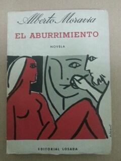 EL ABURRIMIENTO: Alberto Moravia
