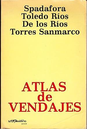 ATLAS DE VENDAJES: Spadafora - Toledo Rios - De los Rios - Torres Sanmarco