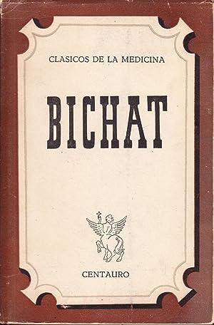 BICHAT: Pedro Lain Entralgo