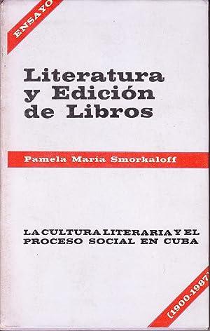 LITERATURA Y EDICION DE LIBROS: Pamela Maria Smorkaloff