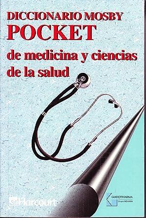 DICCIONARIO MOSBY POCKET DE MEDICINA Y CIENCIAS DE LA SALUD