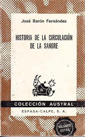 HISTORIA DE LA CIRCULACION DE LA SANGRE: Jose Baron de