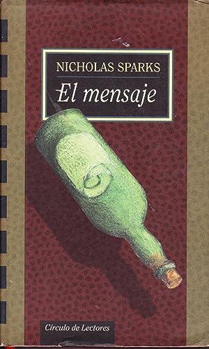 EL MENSAJE: Nicholas Sparks