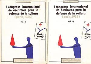 I y II CONGRESO INTERNACIONAL DE ESCRITORES PARA LA DEFENSA DE LA CULTURA: Manuel Aznar Soler