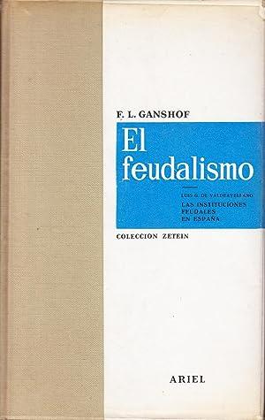 EL FEUDALISMO: F. L. Ganshof