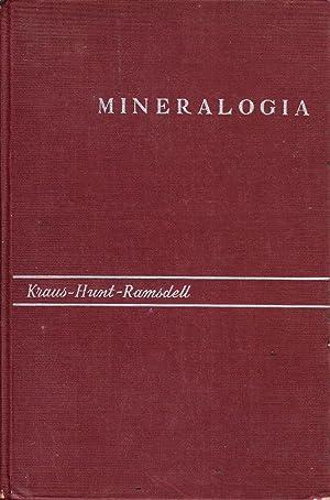 MINERALOGIA - Una introducción al estudio de minerales y cristales: Edward Henry Kraus - ...