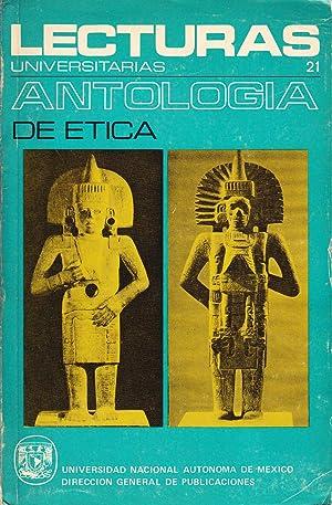 ANTOLOGIA DE ETICA: Wonfilio Trejo Resendiz