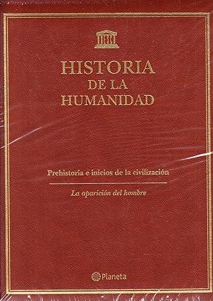 HISTORIA DE LA HUMANIDAD - 8 TOMOS