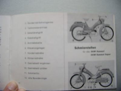 deutsche mopeds der 50er jahre - ZVAB
