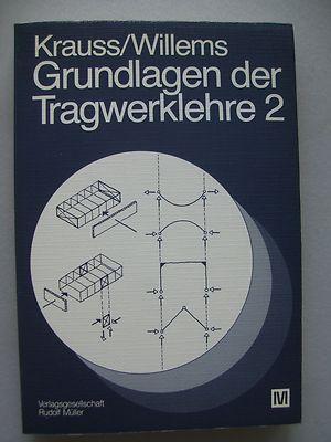 Grundlagen der tragwerklehre zvab for Grundlagen der tragwerklehre 1