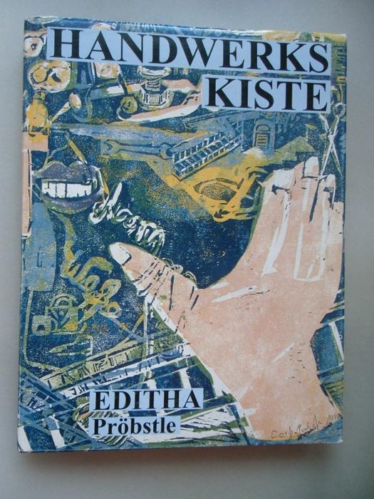 2 Bücher Wassily Kandinsky 1866-1944 + Handwerks: Kandinsky, Wassily und