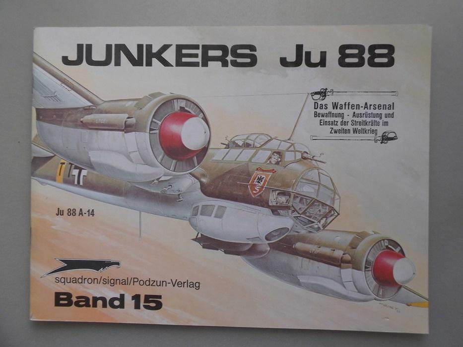 Waffen-Arsenal Band 15 Junkers Ju 88 A-14: Scheibert: