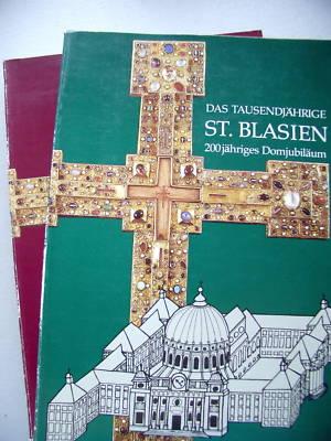 2 Bd. Das Tausendjährige St. Blasien 200jäh