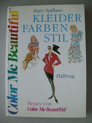 Color Me Beautiful Kleider Farben Sil 1992 Mode