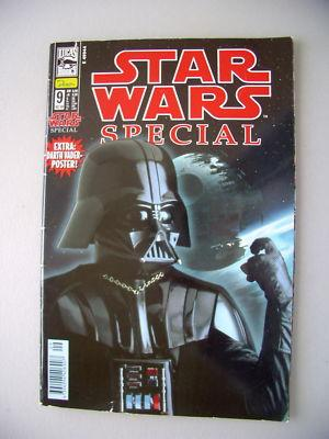 Star Wars Special Darth Vader-Poster 9 Dez 00