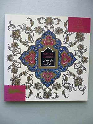 Persian Designs + CD 2002 Persisches Designs Disegni Desenhos Disenos Motifs