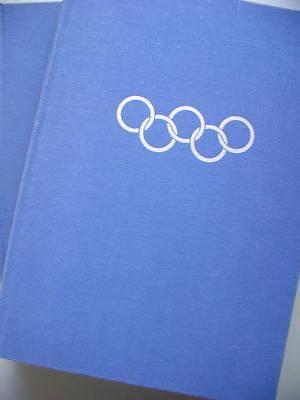 2. Bd. Spiele der XVIII.+IX. Olympiade Tokio