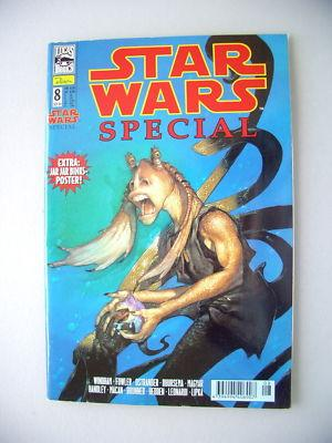 Star Wars Special Jar Jar Binks-Poster 2000