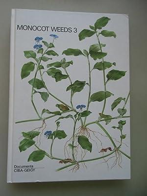 Monocot weeds 3 Einkeimblättrige Unkräuter ausser Gräser