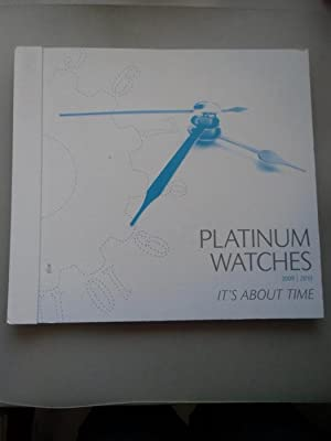 Platinum Watches 2009 / 2010 it's about Time Uhren + CD