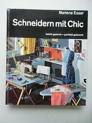2 Bücher Mode Zeichnen Grundtechniken Design Schneidern Mit Chic Leicht  Gelernt
