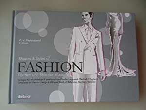 Shapes U0026 Styles Of Fashion Formen Stile Der Mode Vorlagen Modedesign  Nachschlagewerk