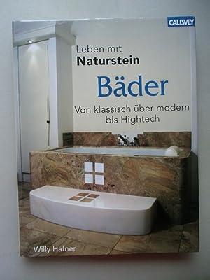 Leben Mit Naturstein Bäder Von Klassisch über Modern Bis Hightech 2001 Bad
