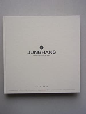 Junghans Germany 2015/2016 The German watch Deutsche Uhren