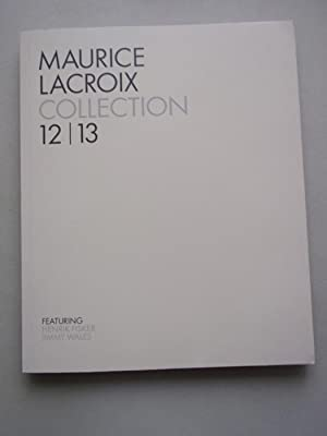 Maurice Lacroix Collection 12 / 13 Featuring Uhrenkatalog Uhren