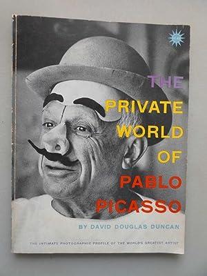 The private world of Pablo Picasso: David Douglas Cuncan: