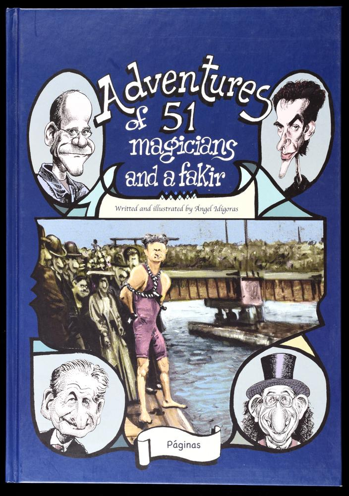 Image for Adventures of 51 Magicians and a Fakir