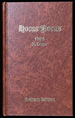 Hocus Pocus: H. Dean