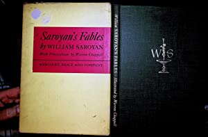 SAROYAN'S FABLES: Saroyan, William