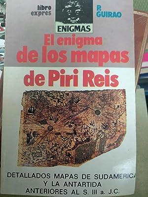 El enigma de los mapas de Piri: Guirao, P