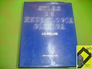 Atlas de neurología clínica (Trad:Francisco Martínez Orozco): SPILLANE, J.D.